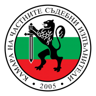 Logo of Bulgarian Chamber of Private Enforcement Agents