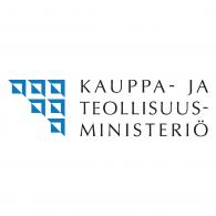 Logo of Kauppa- ja Teollisuusministeriö