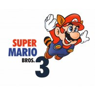 Logo of Super Mario Bros 3