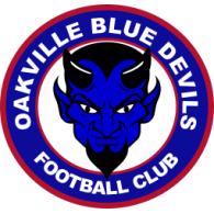 Logo of Oakville Blue Devils FC