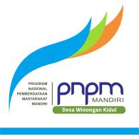 Logo of Pnpm Mandiri Desa Winongan Kidul