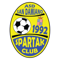 Logo of A.S.D. Spartak San Damiano