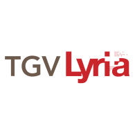 Logo of TGV Lyria