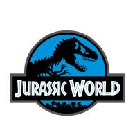 Logo of Jurassic World