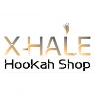 Logo of X-Hale Hookah Shop