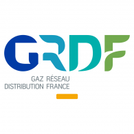Logo of GRDF