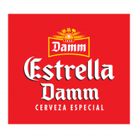 Logo of Estrella Damm