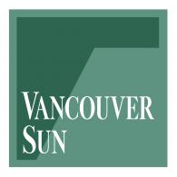 Logo of Vancouver Sun