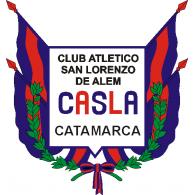 Logo of Club Atlético San Lorenzo de Alem Catamarca