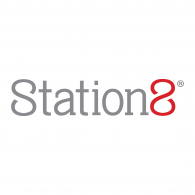 Logo of Station8