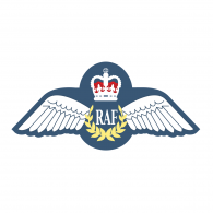 Logo of RAF Tunic Badge
