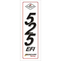 Logo of Mercury Racing HP 525 EFI Smartcraft