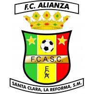 Logo of F. C. Alianza, Aldea Santa Clara