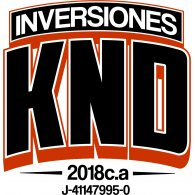 Logo of Inversiones KND 2018 c.a