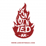 Logo of Anointed AK Beard Co.