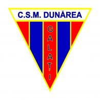 Logo of CSM Dunarea Galati