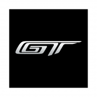Logo of Ford GT