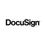 Logo of DocuSign