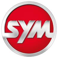Logo of SYM - Sanyang Motor