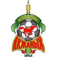 Logo of FK Akzhaiyk Ural'sk (mid' 00's logo)