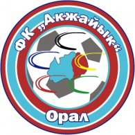 Logo of FK Akzhaiyk Ural'sk (early 10's logo)
