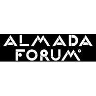 Logo of Almada Forum Branco