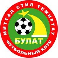 Logo of FK Bulat Temirtau (early 00's logo)