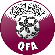 Logo of QFA - Qatar Football Association