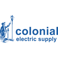 Logo of colonial electric supply
