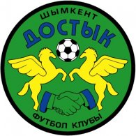 Logo of FK Dostyk Shymkent (early 00's logo)