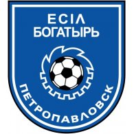 Logo of FK Yesil-Bogatyr' Petropavlovsk (early 00's logo)