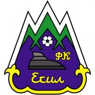 Logo of FK Yesil Kokshetau (early 00's logo)