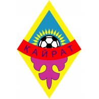 Logo of FK Kayrat Alma-Ata (early - mid' 00's logo)