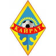 Logo of FK Kayrat Alma-Ata (early 10's logo)