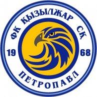Logo of FK Kyzylzhar Petropavlovsk (late 10's logo)