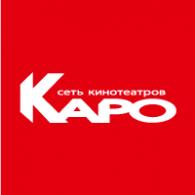 """Logo of Сеть кинотеатров """"Каро Фильм"""""""