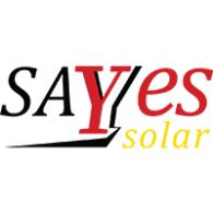 Logo of SayYes Solar