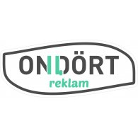 Logo of ondört reklam