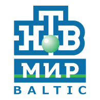 Logo of NTV Mir Baltic