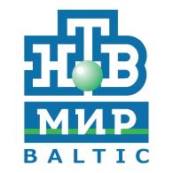 Logo of NTV Mir Baltic