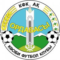 Logo of FK Ordabasy Shymkent (early 10's logo)
