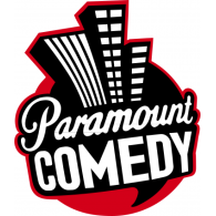 Logo of Paramount Comedy