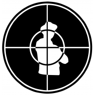 Logo of Public Enemy