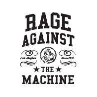 Logo of Rage Against The Machine
