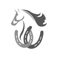 Logo of horse with shoe