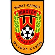 Logo of FK Shakhter Ispat-Karmet Karaganda (early 00's logo)