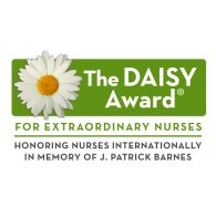 Logo of Daisy Award logo