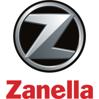Logo of Zanella logo motos