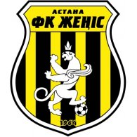Logo of FK Zhenis Astana (early 00's logo)