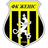 Logo of FK Zhenis Astana (mid' 00's logo)